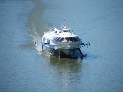 mahart szarnyashajó