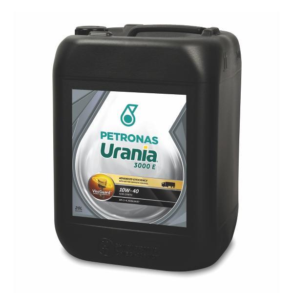 petronas urania 3000 e 10W-40 20L
